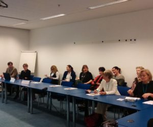 Sudjelovali smo na 60. komisiji CND-a u UN-u u Beču