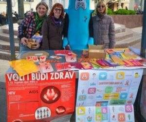 Obilježili smo Svjetski dan borbe protiv HIV / AIDS-a