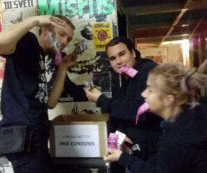 Institut Pula na 15. Antifa festu