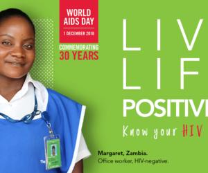 Obilježavamo 1. prosinca- Svjetski dan borbe protiv AIDS-a